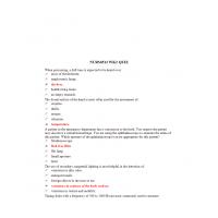NURS 6512N Week 2 Quiz with Answers (04 Sets)
