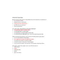 NURS 6512N Week 6 Quiz with Answers