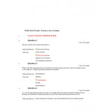 NURS 6531N Midterm Exam 1