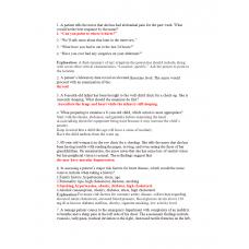 NSG 6020 Week 5 Midterm Exam 2