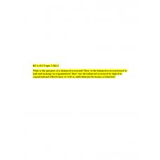 HCA 610 Topic 2 DQ 2