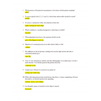 NURS 6512N Final Exam 21 - Question and Answers