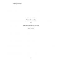 JUS 635 Topic 5 Week 5 Assignment, Precdictive Memorandum: 2020