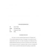 JUS 635 Topic 5 Week 5 Assignment, Research Memorandum: 2020