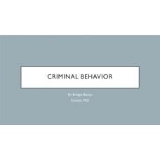 PSY 622 Topic 3 Assignment, Cranial Behavior Presentation
