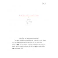 ENT 527 Week 1 Vera Bradley Case Entrepreneurial Process Review Paper: 2020