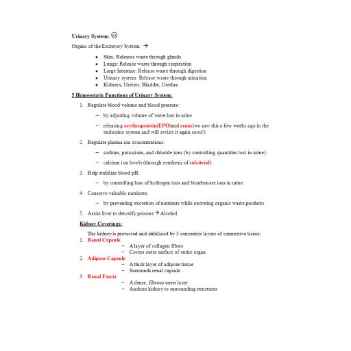 HLT 302 Study Guide Final Exam