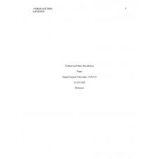 JUS 325 Module 2 Assignment, Jurisdiction Essay