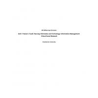 NR 360 Week 7 Assignment, Using ATI Resources; Nurse's Touch - Nursing Informatics & Technology Virtual