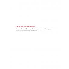 AMP 492 Topic 2 Discussion 1