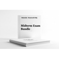 NSG6001 Midterm Exam Package